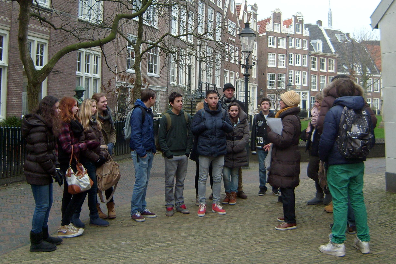 Slavenroute Amsterdam